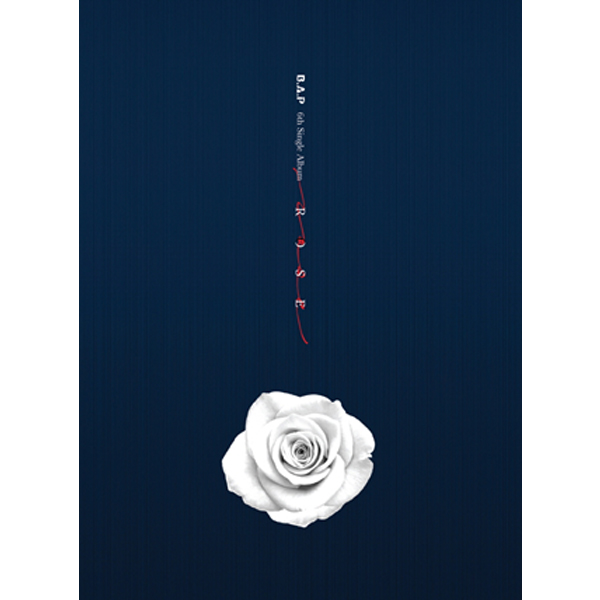 B.A.P - Single Album Vol.6 [ROSE] (B ver.)