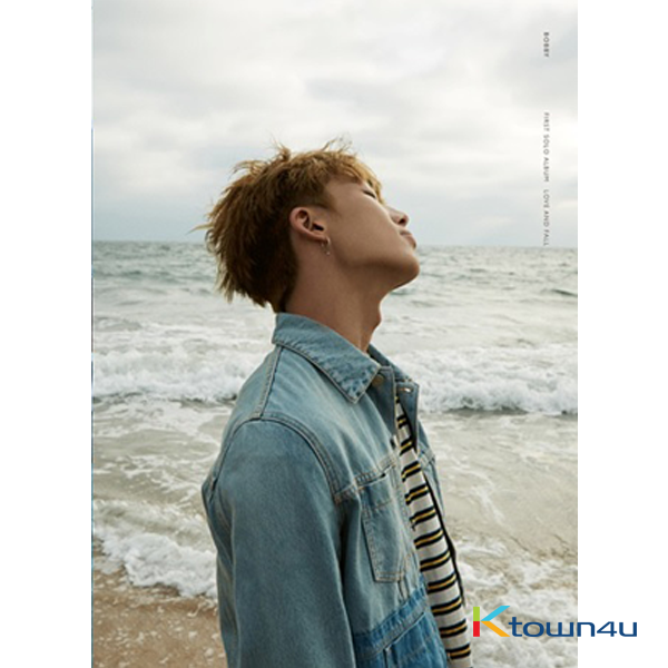 iKON : BOBBY - SOLO ALBUM VOL.1 [LOVE AND FALL] (FALL VER.)