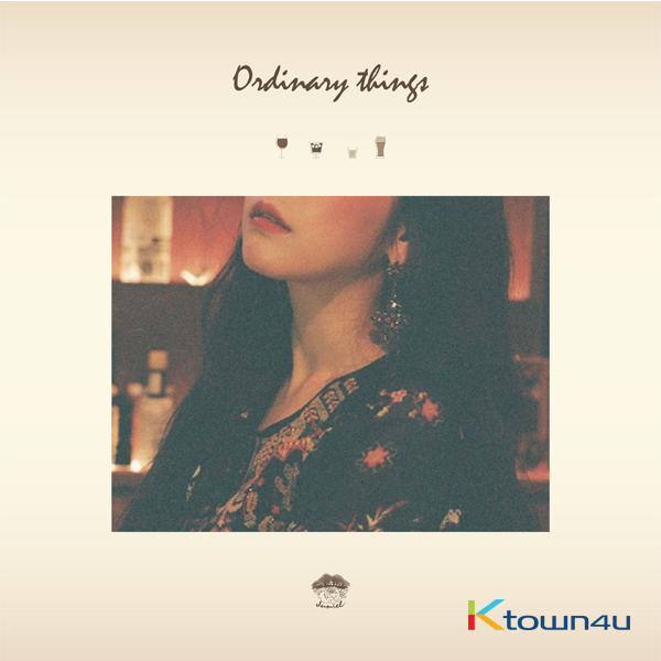 Juniel - Mini Album Vol.4 [Ordinary Things]