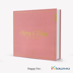 TWICE - Repackage Album Vol.1 [Merry & Happy] (Happy Ver.)