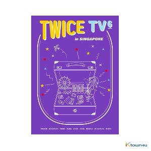 [DVD] TWICE - TWICE TV6 TWICE in Singapore DVD