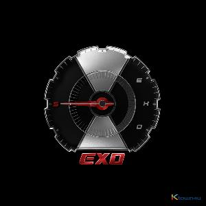 EXO - Album Vol.5 [DON'T MESS UP MY TEMPO] (Andante Ver.) (first press)