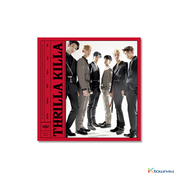 VAV - Mini Album Vol.4 [Thrilla Killa]