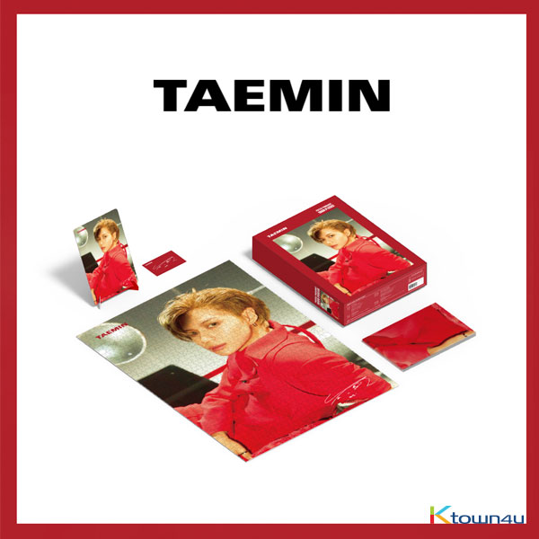 SHINEE : TAEMIN - Puzzle Package