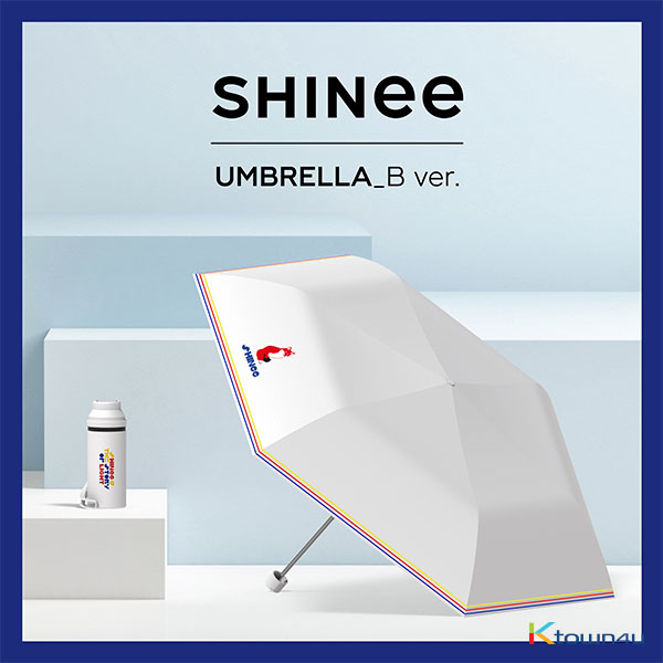SHINee - 5 Column Umbrella B Ver. (Limited Edition)