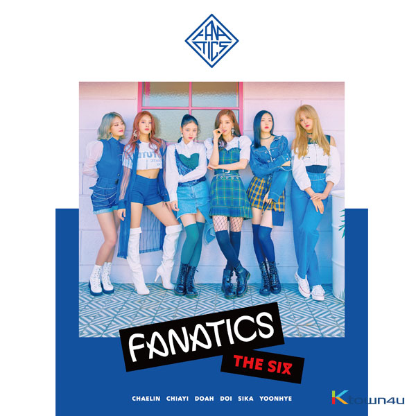 FANATICS - Mini Album Vol.1 [THE SIX]