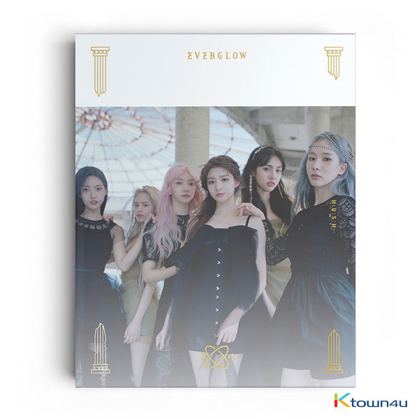 EVERGLOW - Single Album Vol.2 [HUSH]