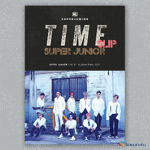Super Junior - Album Vol.9 [Time_Slip] (Random Ver.)