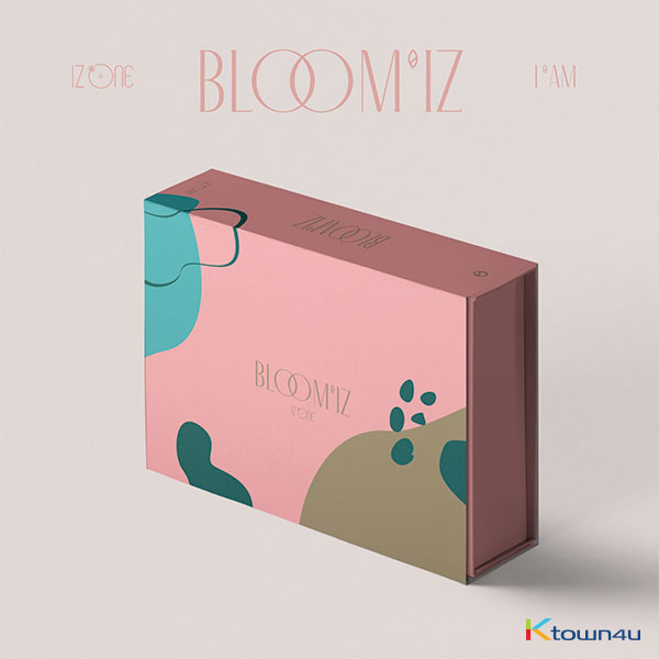 [TW G.O_@IZONEGLOBALTW] IZ*ONE - Album Vol.1 [BLOOM*IZ]