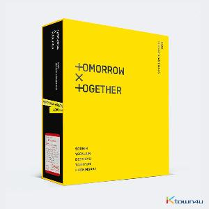 TXT(TOMORROW X TOGETHER) - 2020 SEASON'S GREETINGS