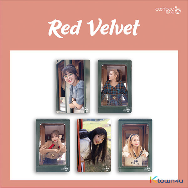 Red Velvet - Traffic Card
