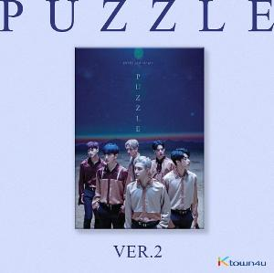 IN2IT - Single Album Vol.3 [PUZZLE] (Ver.2) (Kit Album) *Due to the built-in battery of the Khino album, only 1 item could be ordered and shipped to abroad at a time.