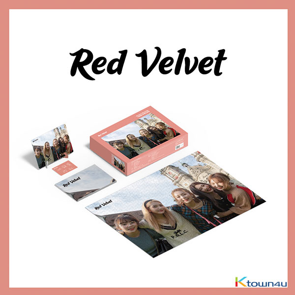 Red Velvet - Puzzle Package Limited Edition (Group Ver.)