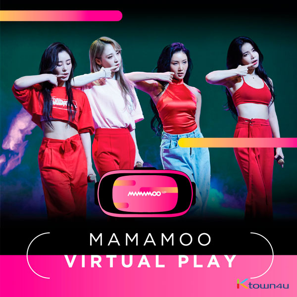 MAMAMOO - Virtual Play Album