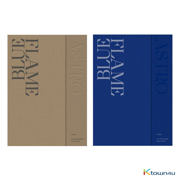 ASTRO - Mini Album Vol.6 [BLUE FLAME] (Random Ver.)