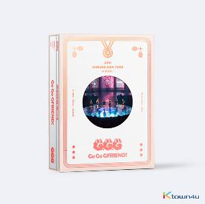 [Blu-Ray] GFRIEND - 2019 GFRIEND ASIA TOUR [GO GO GFRIEND!] in SEOUL Blu-Ray (*Order can be canceled cause of early out of stock)