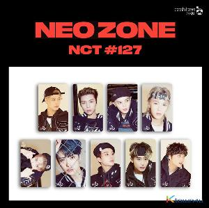 NCT 127 - Traffic Card