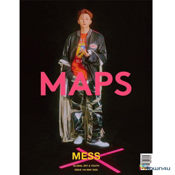 Maps 2020.05 A Type (MONSTA X : I.M)