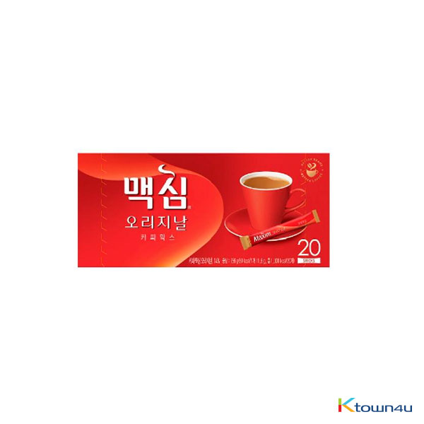 [DONGSEO] Maxim Original mix Instant Coffee 11.8g*20EA