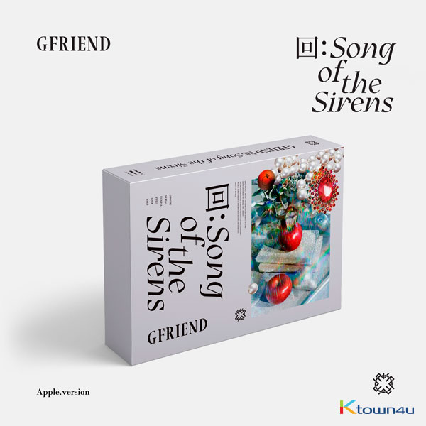 [@buddyinaproject] [Ktown4u Event] GFRIEND - Album [回:Song of the Sirens] + Poster *Ktown4u Pre-order benefit : Unrevealed Photocard 1set