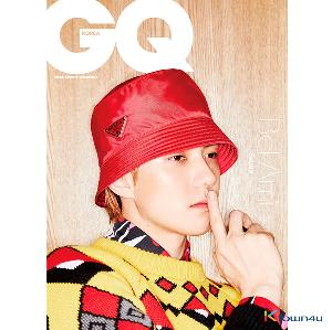 GQ KOREA 2020.08 B Type (EXO-SC)