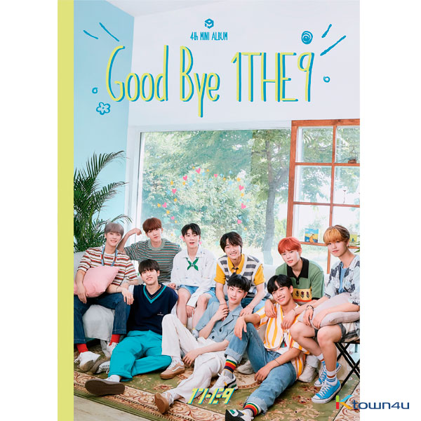 1THE9 - Mini Album Vol.4 [Good Bye 1THE9]