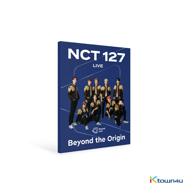 [@NCTChile] NCT 127 - Beyond LIVE BROCHURE NCT 127 [Beyond the Origin]