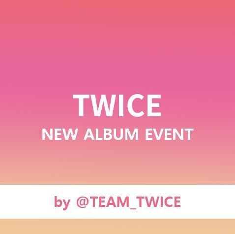 [Donation] TWICE FAN SUPPORT PROJECT by @TEAM_TWICE