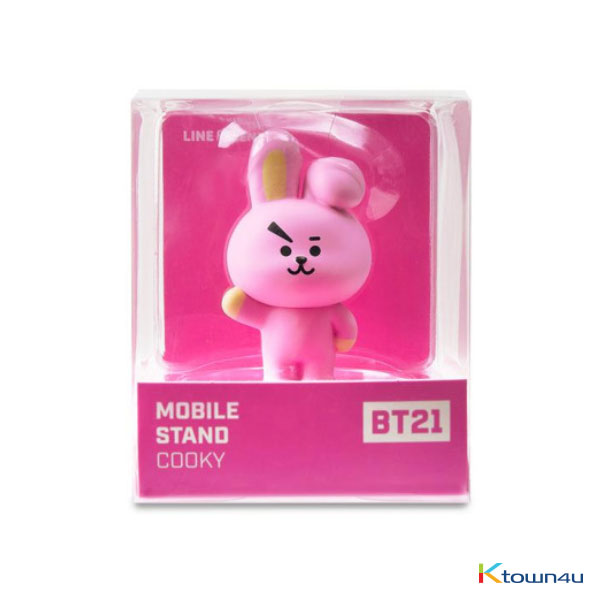 [BT21] lineFriends BT21 COOKY figures phone stand