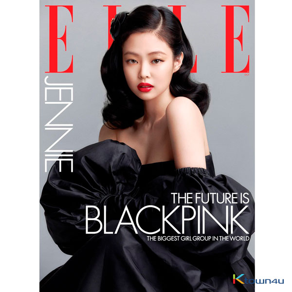 ELLE US 2020 (Cover : BLACKPINK JENNIE)