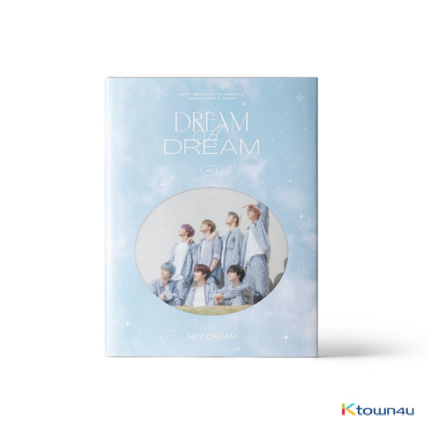 [GOODS] NCT DREAM - NCT DREAM PHOTO BOOK [DREAM A DREAM]