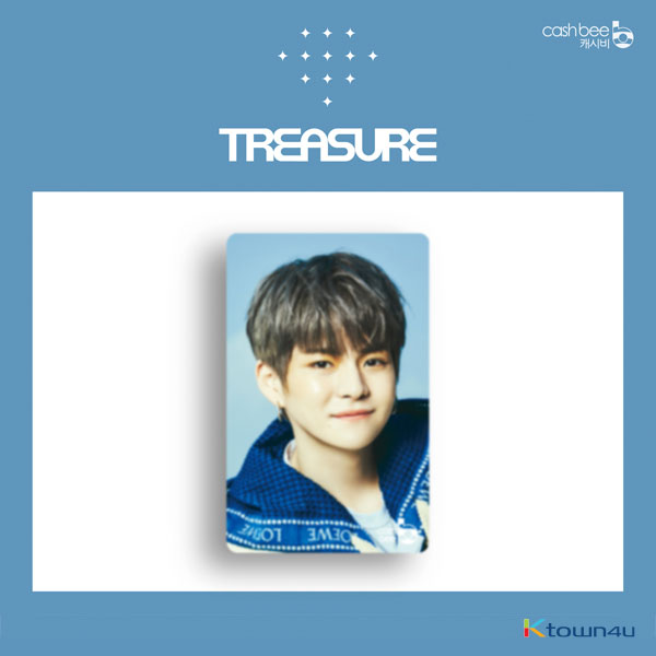 TREASURE - Traffic Card (YOSHI Ver.)