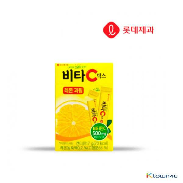 [LOTTE] Vita C box 17g*1EA