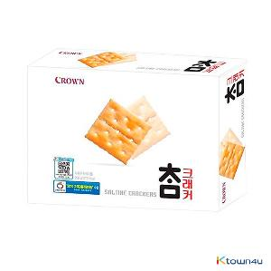 [CROWN] Cham Cracker 280g*1BOX(1BOX=15EA)
